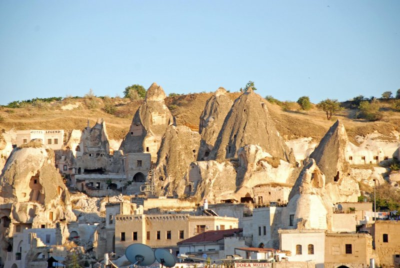 goreme open air museum turkey