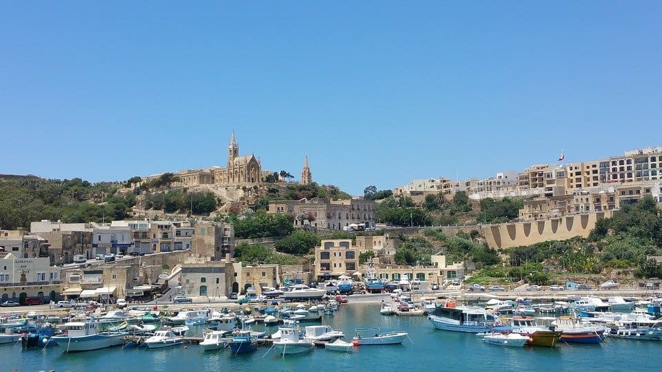 halal holidays in europe - malta
