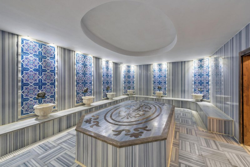 hammam turkish bath