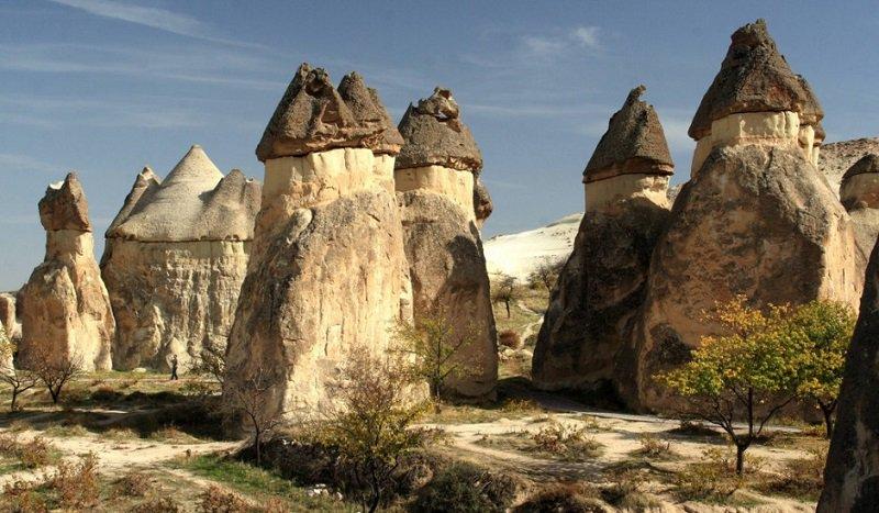 Image result for cappadocia landscape