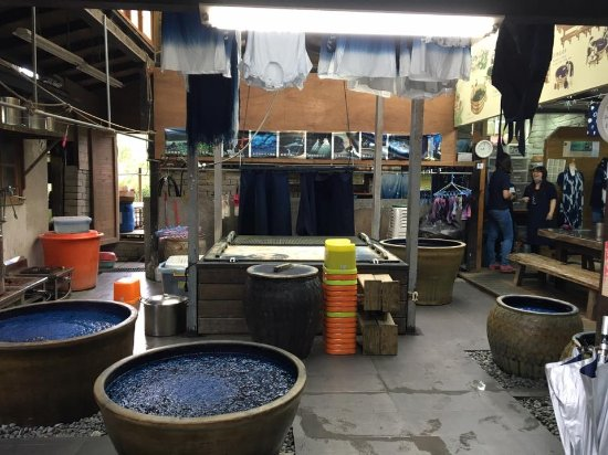 Image result for diy indigo dyeing in taiwan