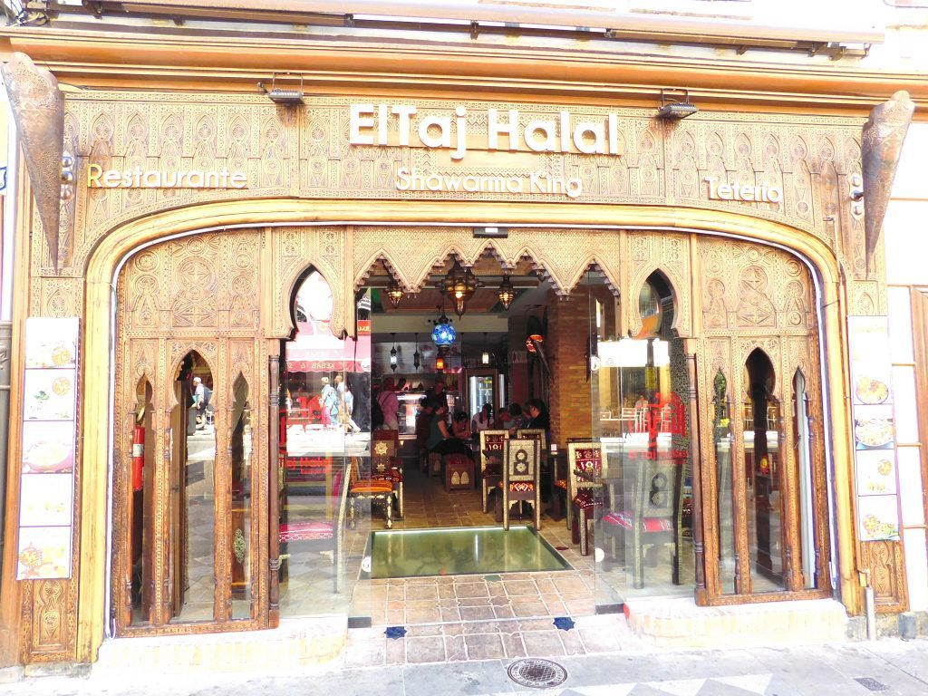 Image result for el taj halal spain
