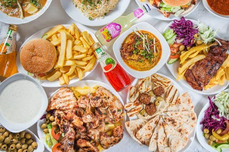 Image result for makanan halal london