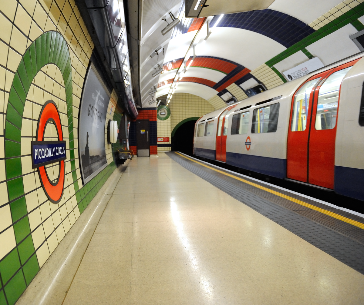 Image result for station tube in london