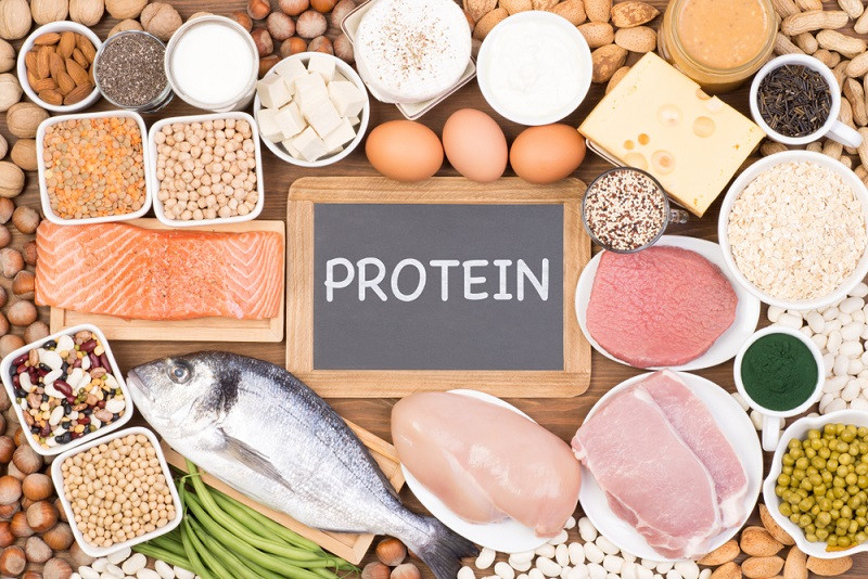 Image result for food with protein