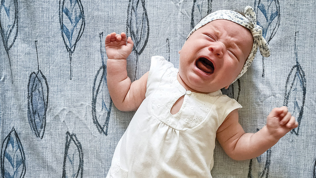 7 sebab bayi menangis dan bagaimana untuk menenangkan mereka