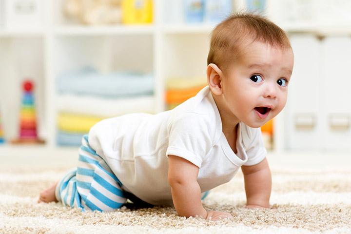 Pertumbuhan fizikal bayi : Ketahui mengapa lewat merangkak