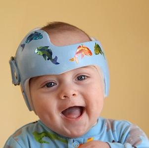 Image result for baby helmet headbands