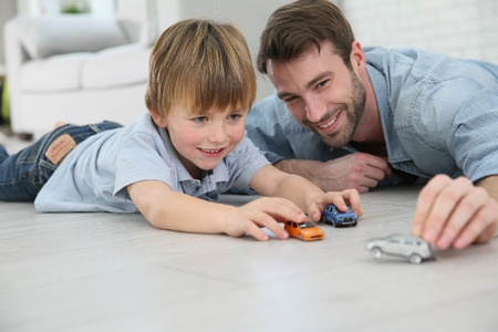 Image result for dad playing with kids