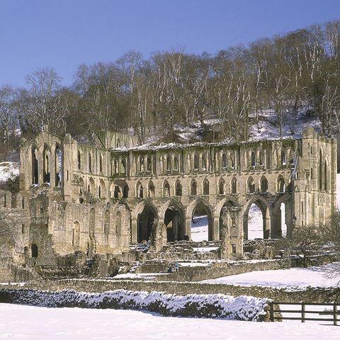 15 tempat menarik di UK ketika Musim Salji