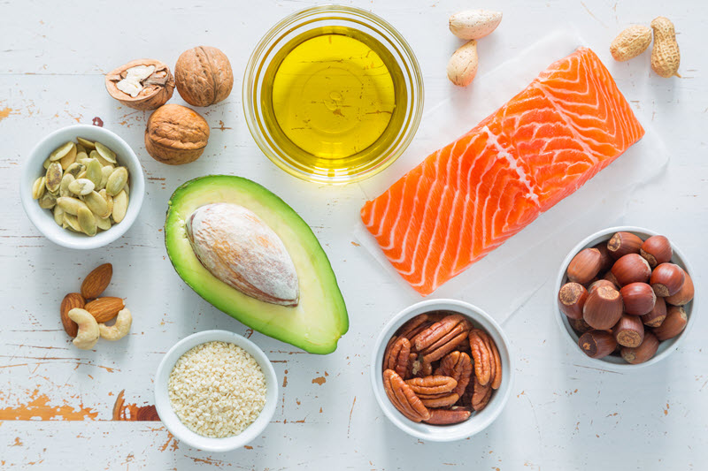 Image result for food in saturated fat