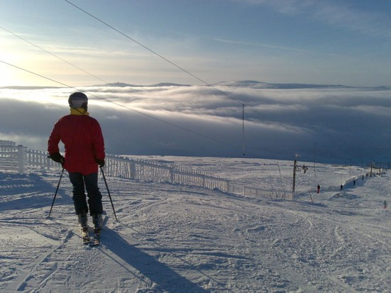 Yad Moss, Cumbria, best places to ski and snowboard in Britain