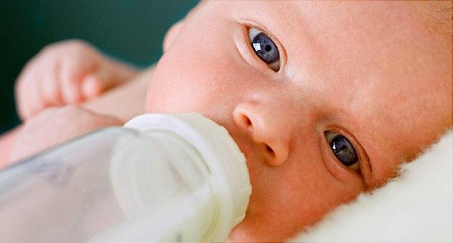 Bolehkah bayi saya mengalami alahan susu lembu ?