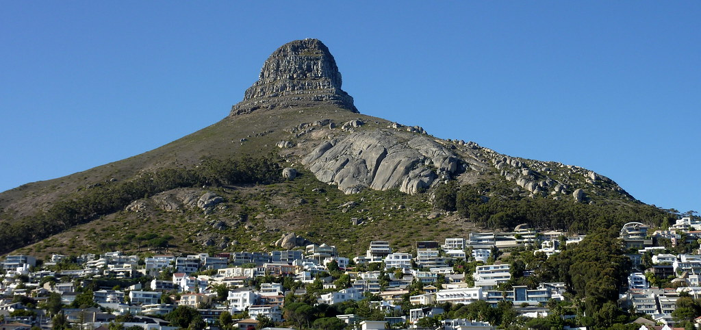 Image result for lion's head mountain south africa