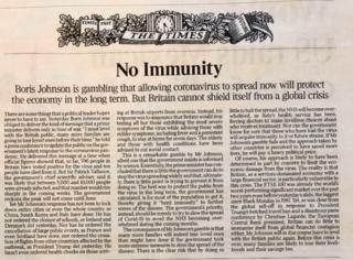 COVID-19 : Krisis kesihatan dan Imuniti Kelompok