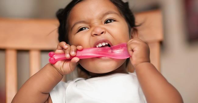 Cara menghentikan anak anda daripada suka menggigit