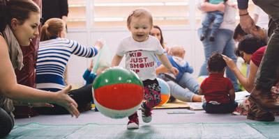 Cara memastikan bayi atau anak kecil anda sentiasa aktif