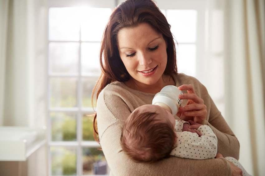 Formula: on Demand or Schedule | Happy Family Organics