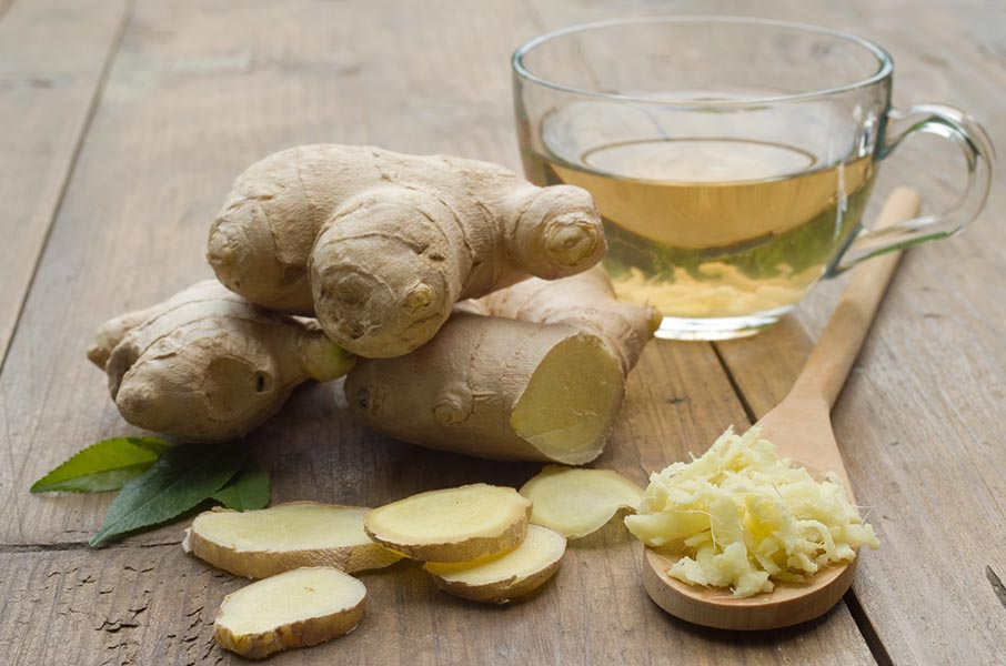 Does ginger help nausea? - Nutrition Action