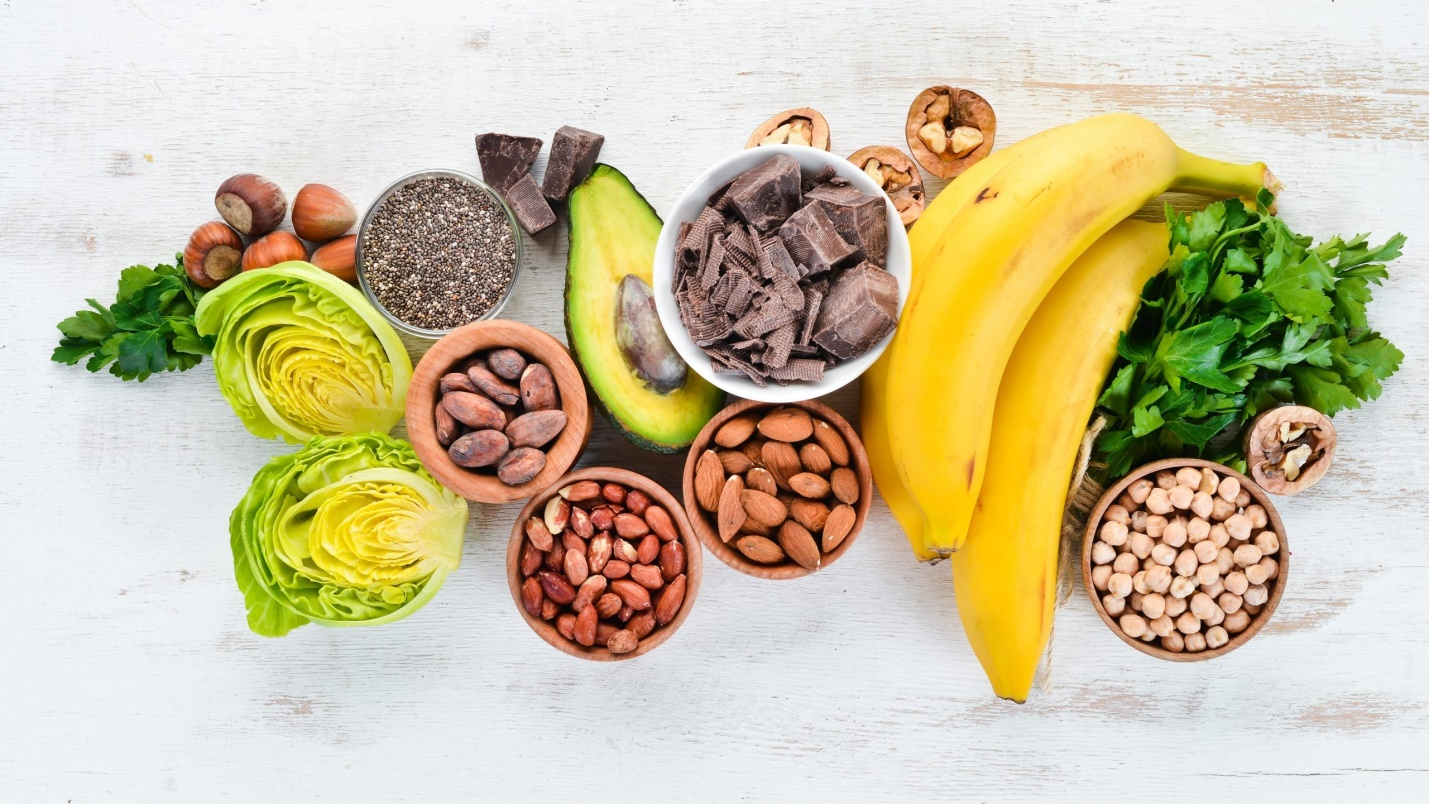 Foods Naturally High in Magnesium | Reader's Digest