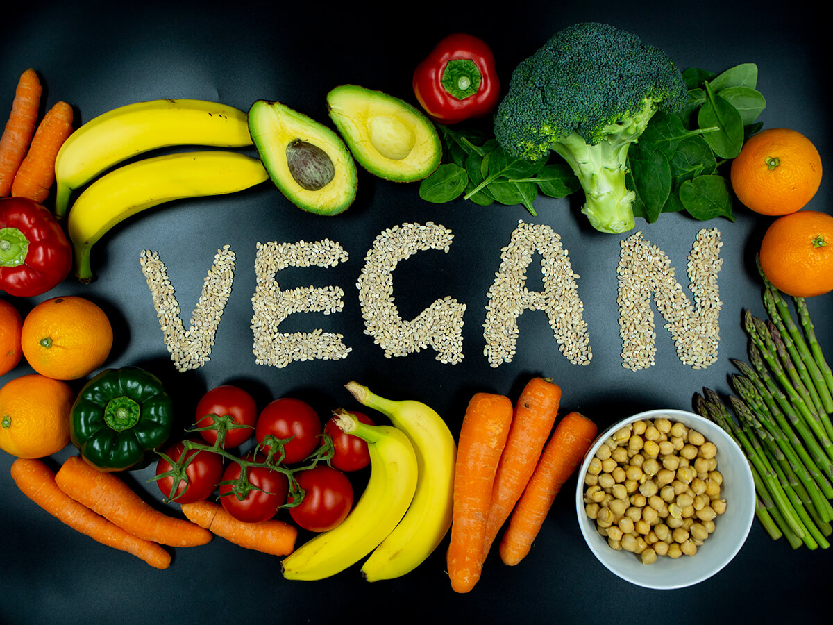 5 TIPS TO GO ON VEGAN DIET - Go Viral Malaysia