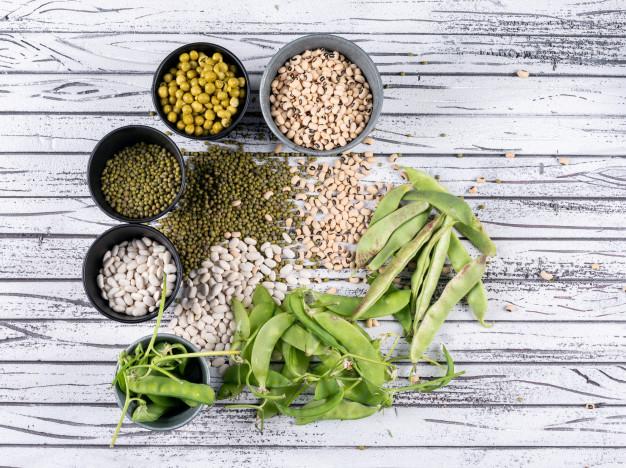 Mengapa kacang hijau sihat dan berkhasiat