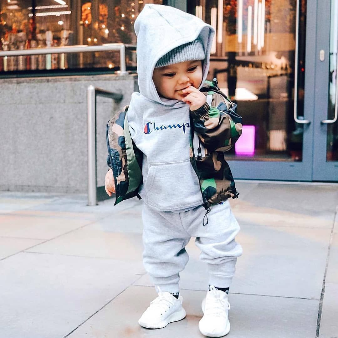 "baby fashion on Instagram: ""@mini_inspiration_ - 📷 @iammaddoxjax 😍"" 