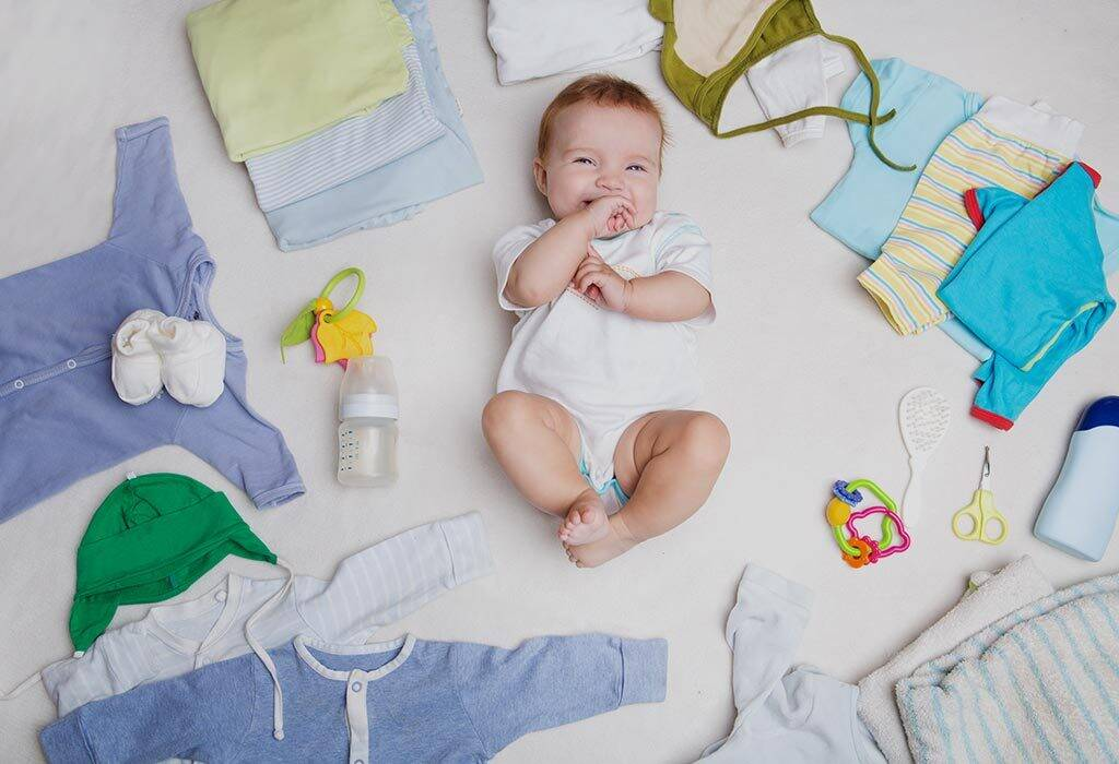 Buying Clothes for Your Baby: Which to Buy, Tips & Size Chart