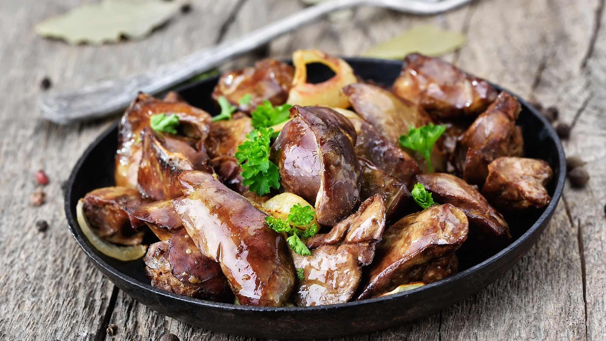 12 makanan yang sihat dan tinggi zat besi
