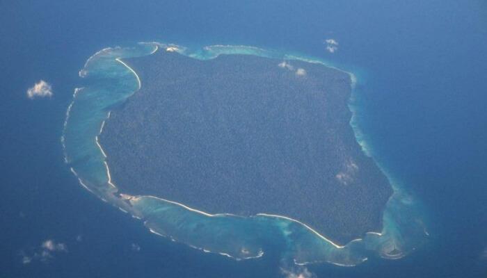 North Sentinel Island View