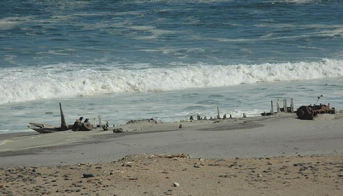 Skeleton Coast View