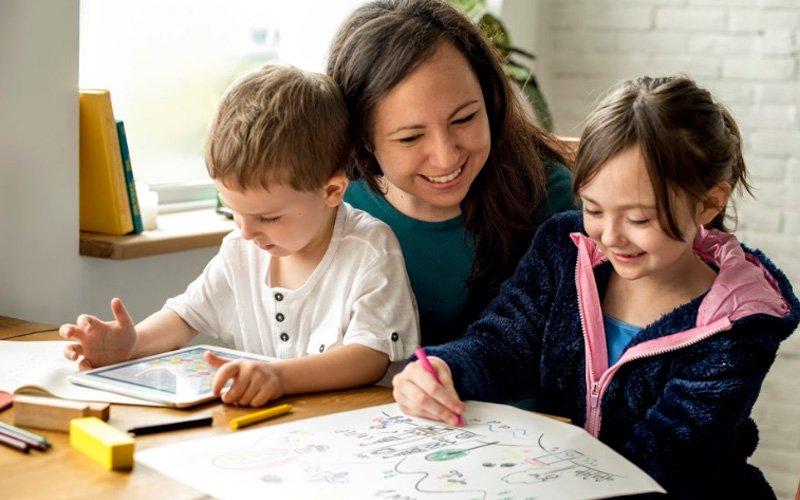 15 cara untuk memulakan pendidikan anak anda di rumah