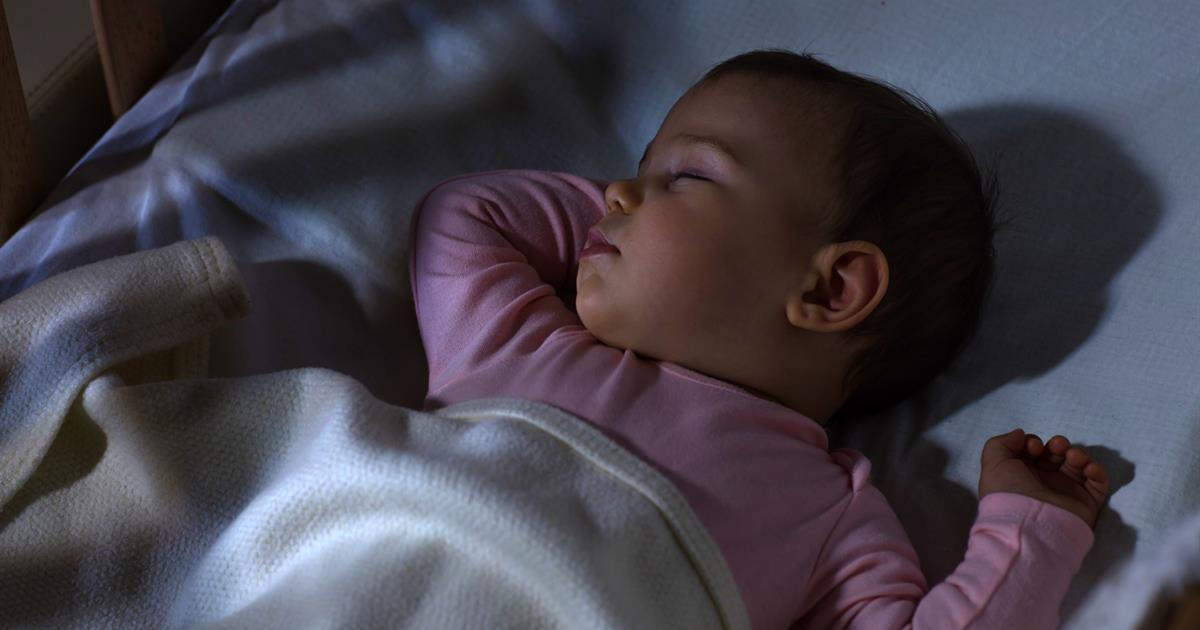 Babies: Phasing out nighttime feedings
