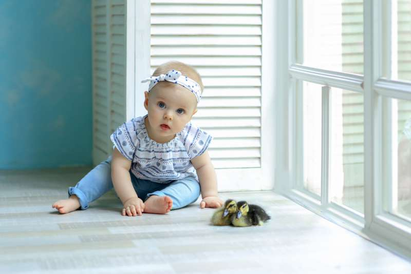 Learning to Sit - BabyInfo