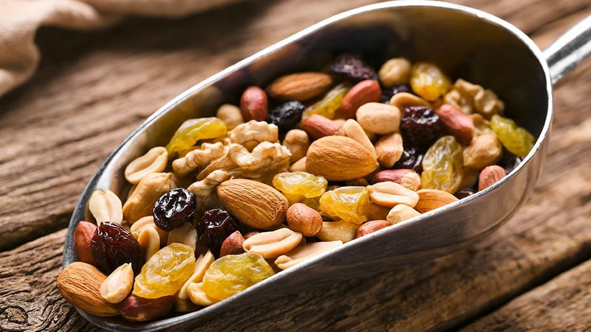 The best trail mix - Chicago Tribune